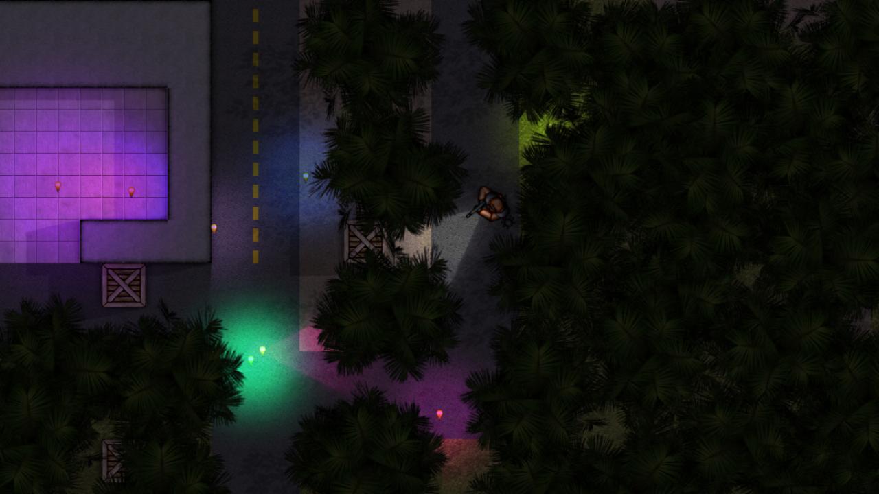 Glare Engine – GLSL 2D Illumination